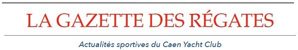 La Gazette des Régates disponible sur le site