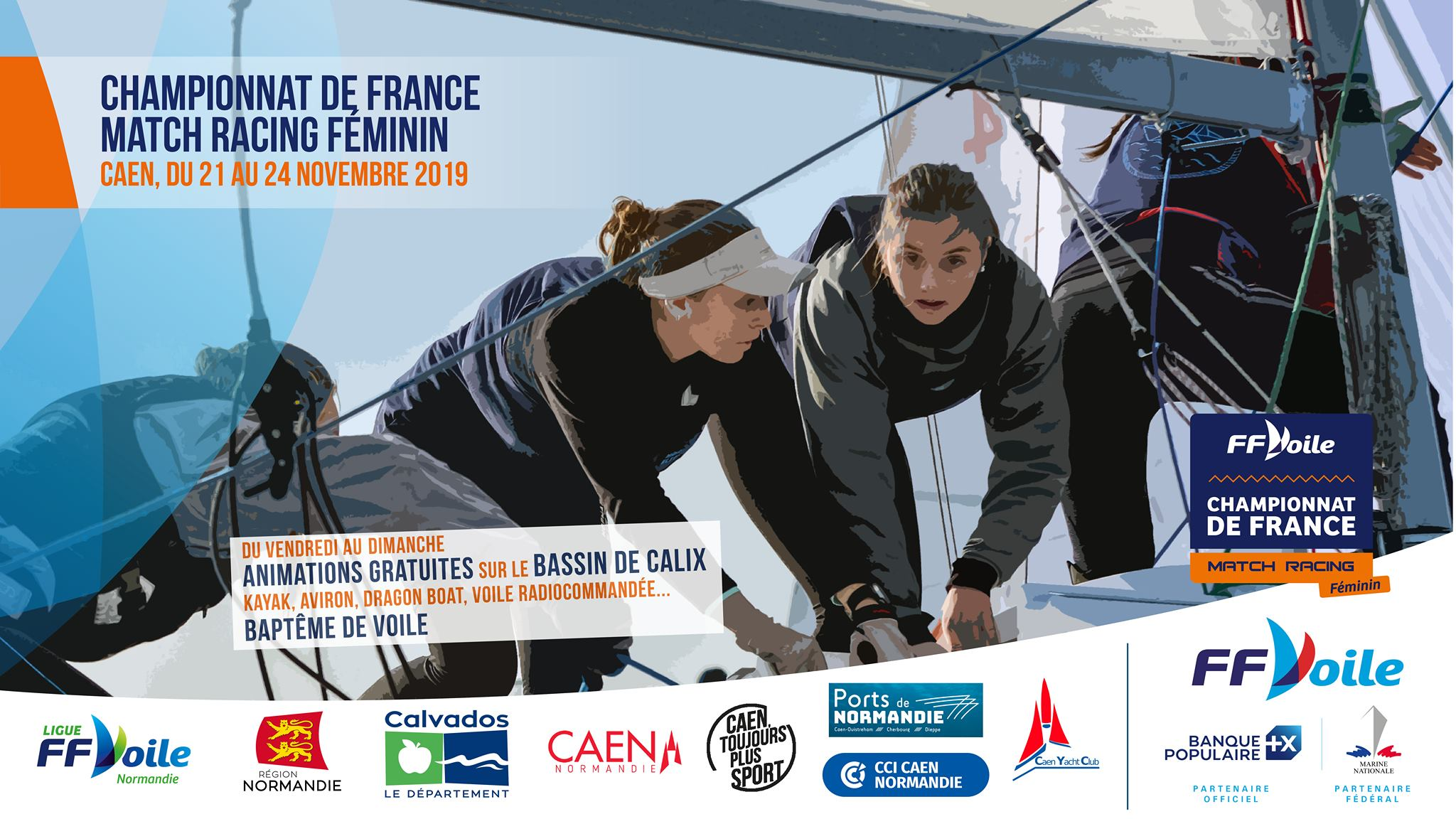 Championnat de France de Match Racing Féminin